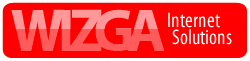 Wizga Internet Solutions logo
